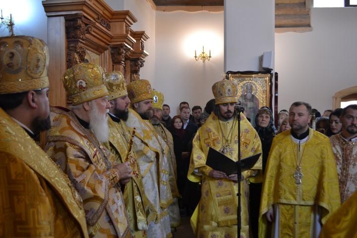 Вітальне слово Святійшому Патріарху Високопреосвященного Архієпископа Нестора