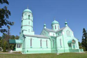 Храм Архістратига Михаїла в Білозірці Лановецького району