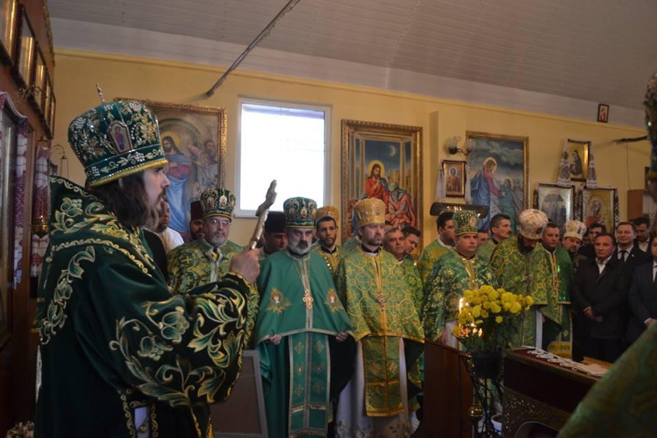 День тезоіменитства архієпископа Нестора