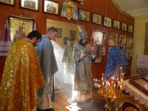 Богослужіння тернопільського архіпастиря в Неділю про митаря та фарисея